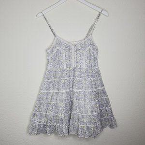 Billabong Ruffled Tank Dress